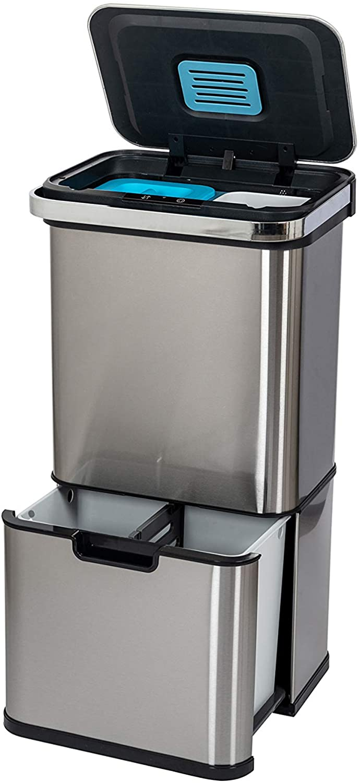 Addis 50 Litre Recycling Sensor Tower Bin Review