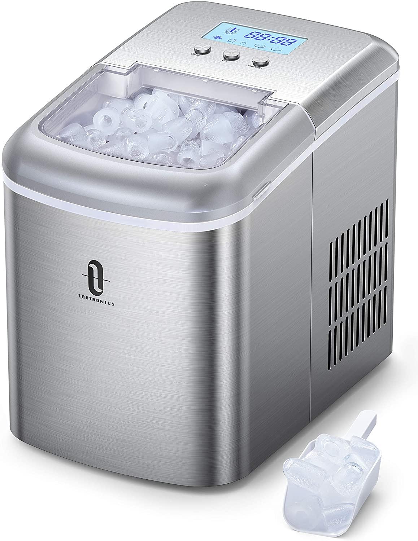 TaoTronics 2.1L Electric Ice Maker Review