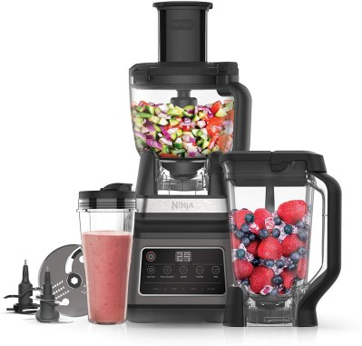 Ninja 3-in-1 Food Processor with Auto-IQ Review