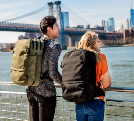 The Pakt Travel Backpack Review
