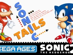 SEGA AGES Sonic The Hedgehog 2 Nintendo Switch Review