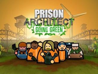 Prison Architect - Going Green DLC PC Review
