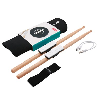 Play and Learn the Drums with Senstroke Connected Sensors Review