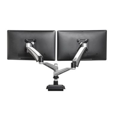 Vari Dual-Monitor Arm Review: Lift your monitors for better posture