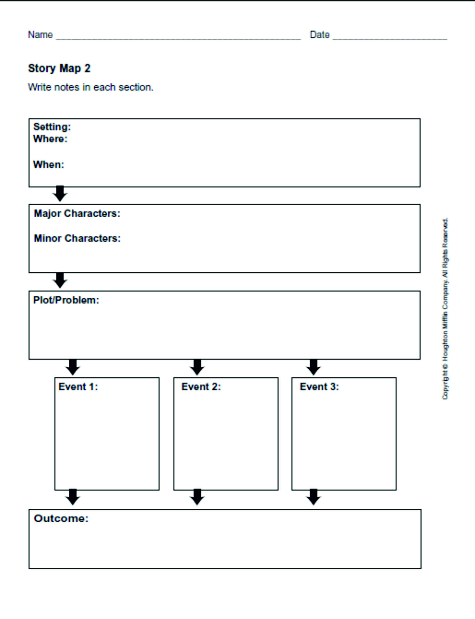 plot diagram graphic organizer 2004 subaru outback exhaust system february 2013 ld ideas and strategies