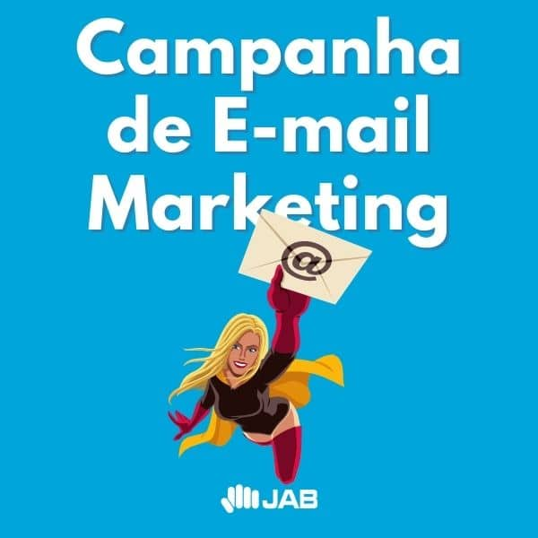 Campanha de E-mail Marketing