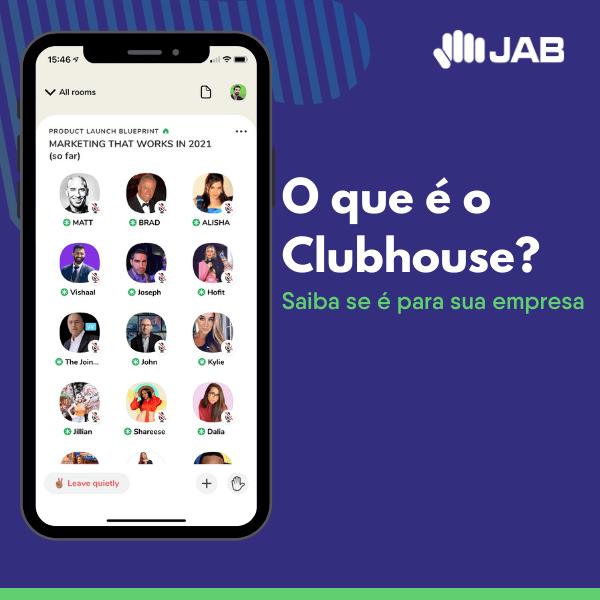 O que é o ClubHouse?