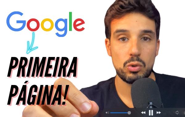 SEO: Os Segredos do Google que Ninguém Conta