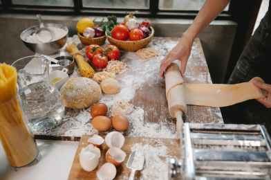 Learn how to cook something new by adding ingredients together