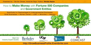 MKTG wo BPRate & VJ - How to Make Money with F500 and Govt Entities 1.22.16