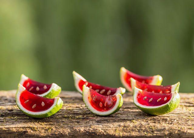 Рецепты летних десертов для детей
