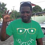 Oshaine sketcher Montaque Jamaica