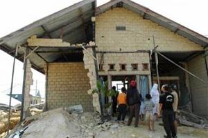 indonesia earthquake, magnitude 7.1