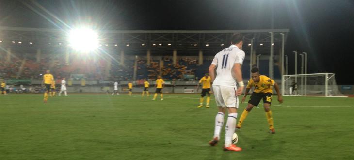 Gareth Bale, Tottenham vs Jamaica