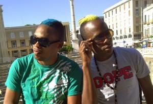 RDX Jamaica, RDX dancehall