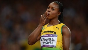 Veronica Campbell Brown banned substance