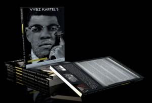 Voice of the Jamaican Ghetto, Kartel book, vybez kartel book