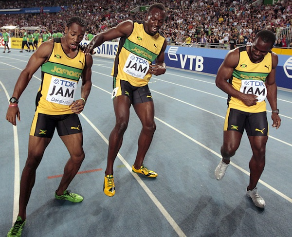 Jamaica banned from olympics