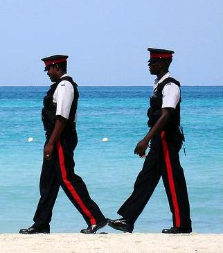 Jamaican police, police in Jamaica