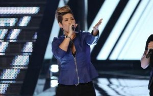 Tessanne Chin top 10 The Voice, Tessanne Chin is in the voice
