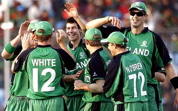 Ireland to play in West Indies Super50