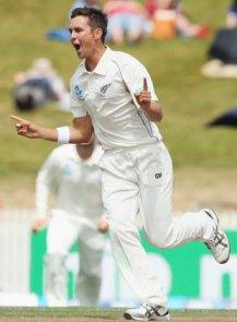 New Zealand wins West Indies