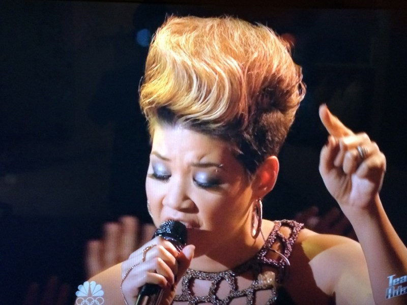 Jamaica Tessanne Chin unconditional