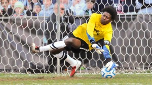 Andre Blake Superdraft MLS goalkeeper Jamaica