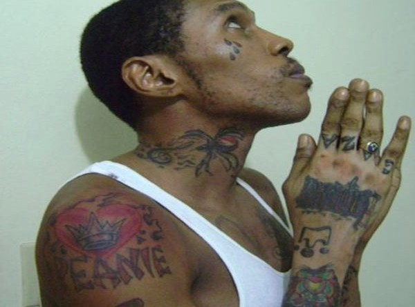 Vybz Kartel My hands are clean of Clive Williams blood