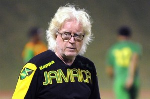 Winfried Schaefer Jamaica vs France Switzerland