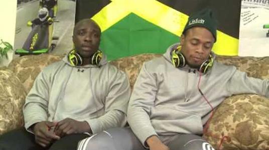 Jamaican Bobsleigh team lose luggage Sochi winter olympics