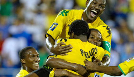 Jamaica Reggae Boyz vs Switzerland May 30