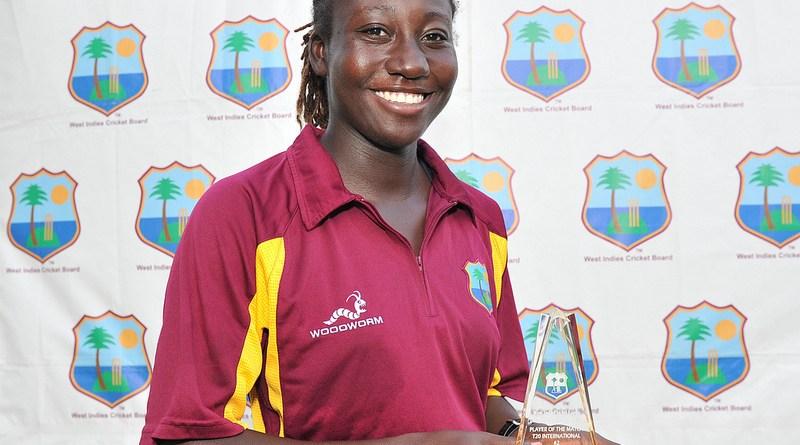 Stefanie Taylor Jamaica West indies cricket T20
