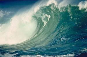 biggest tsunami ever hit Caribbean Canary Islands volcano