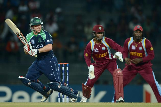 Ireland first win over the West Indies