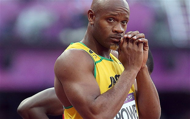Asafa Powell banned for 18 months
