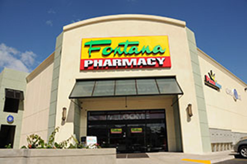 Buy online free shipping anywhere in Jamaica Fontana Pharmacy