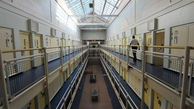 Jamaicans in UK prisons