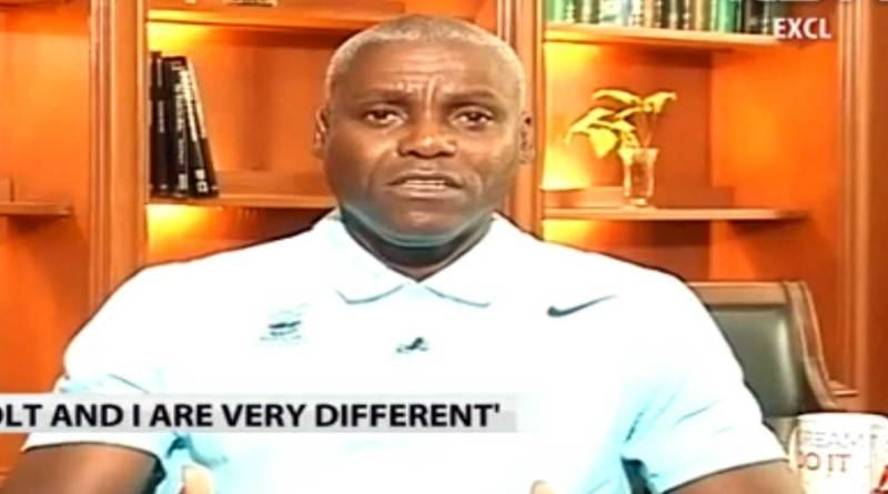 Carl Lewis jealous badmine badmind Usain Bolt and Jamaica