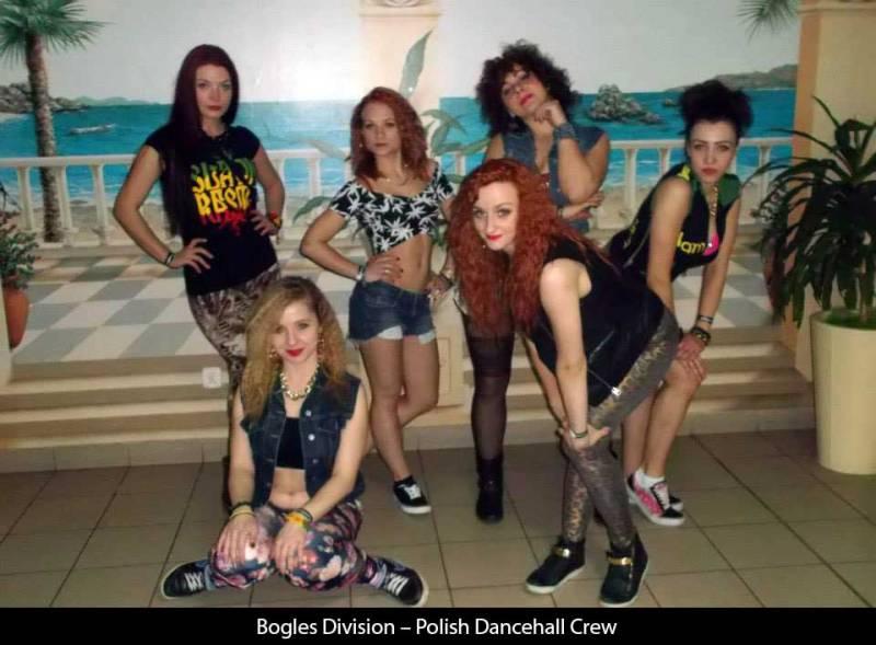 Bogles Division – Polish Dancehall Crew