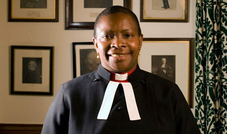 first female bishop of England