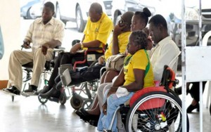Disabled act for Jamaica