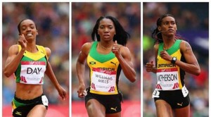 Jamaica Commonwealth Games 2014 1-2-3 gold silver bronze medal tally
