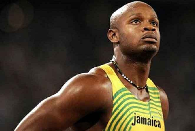 Asafa Powell first win of 2014 10.02