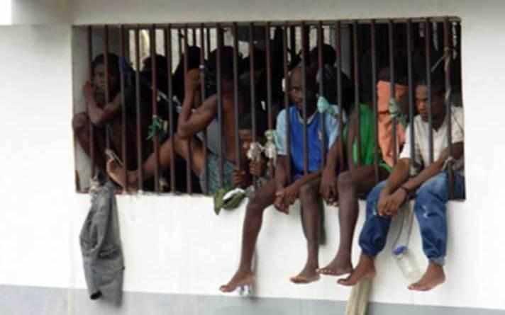 massive prison break Haiti