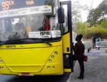 Bus fare hike raise in Jamaica