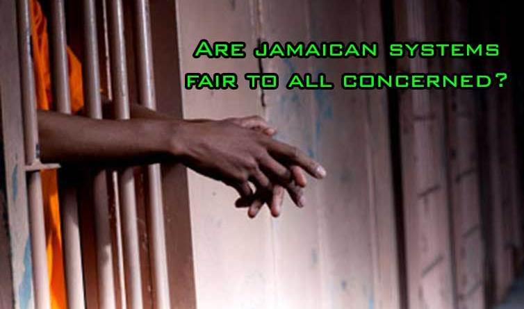 Jamaican tax system prison system education system salaries income inequality