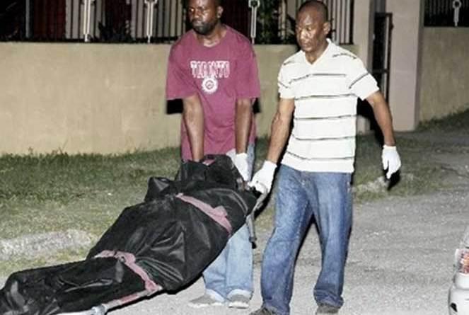 murder rate in Jamaica 2014