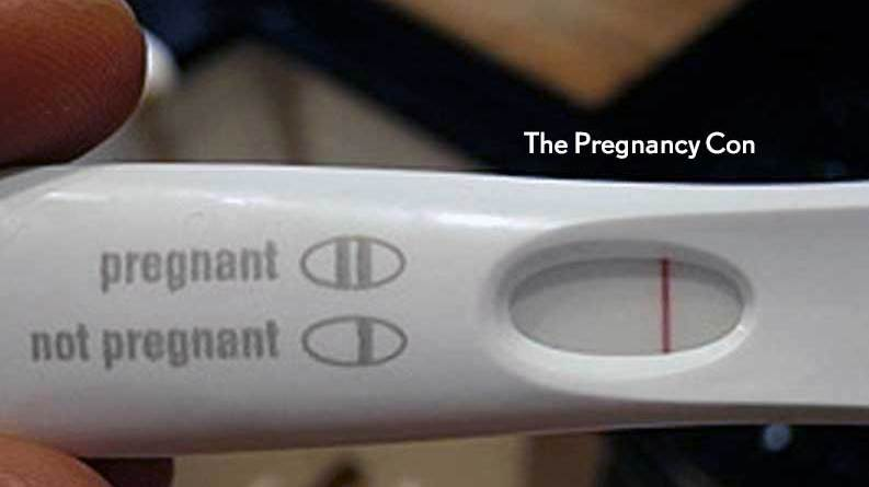 why women like to pretend they are pregnant