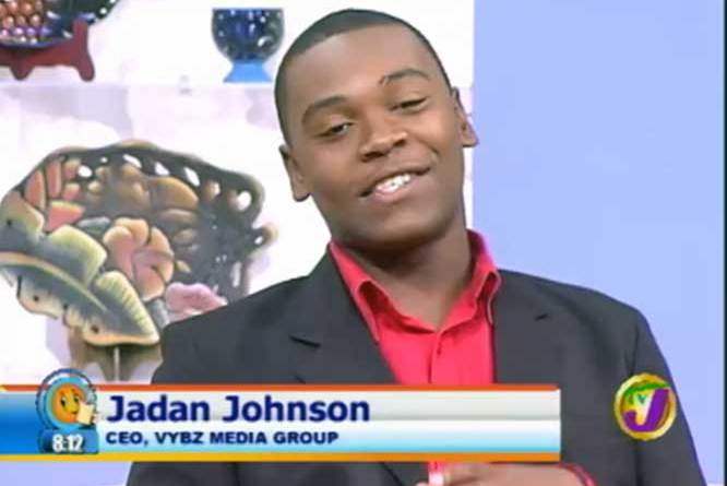 Jadan Johnson Jamaica's Youngest CEO